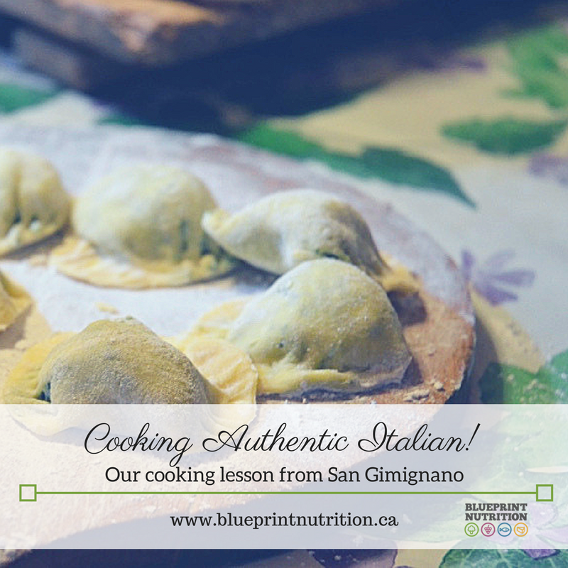 Cooking Authentic Italian