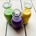 three veggie-packed smoothies